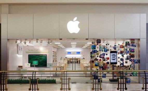 Apple Store Crabtree Valley Mall